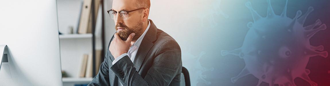 blog header - man stroking his goatee