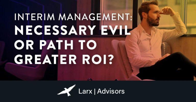 blog image - Interim Management